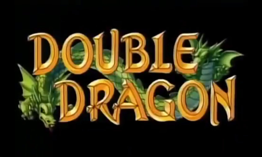 Double Dragon Tv Series Review Breaking Canon