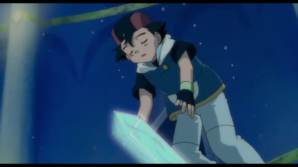 Pokemon Ranger And The Temple Of The Sea Ash Ketchum Drowned